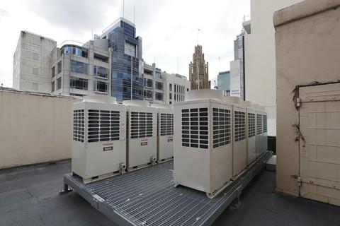 Air Con Commercial Installation