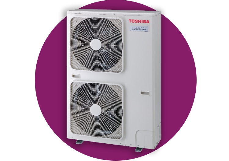 Ducted Air Conditioning Powerful Amp Efficient Inverter
