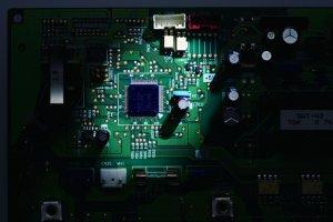 MiNi VRF controller chip