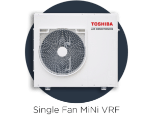 SINGLE FAN MiNi VRF