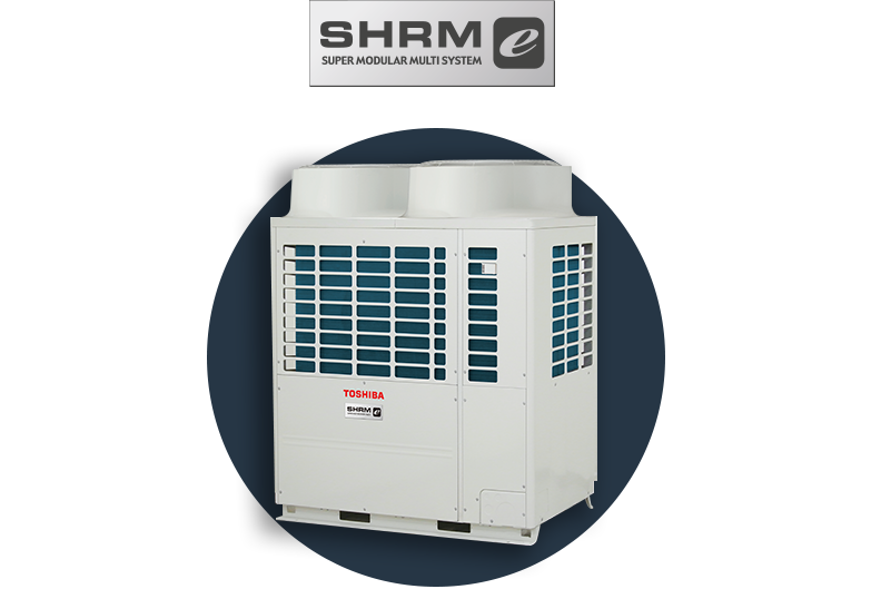 SHRMe - 3 pipe heat recovery