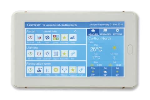 tzone air controller