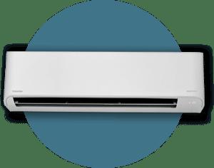 Inverter Hi Wall Split System Air Conditioner