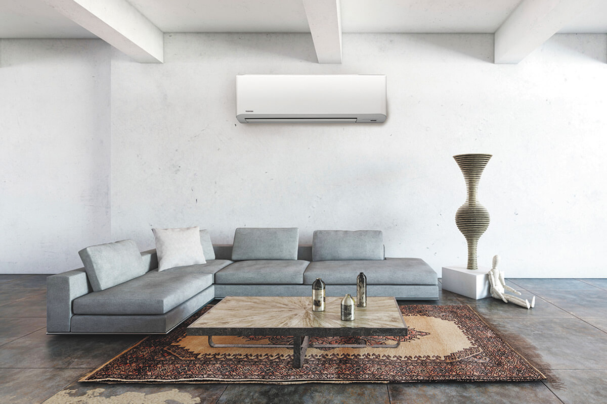 Where should your split system air conditioner be installed